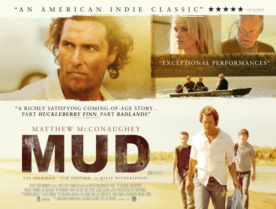 Mud Banner Poster